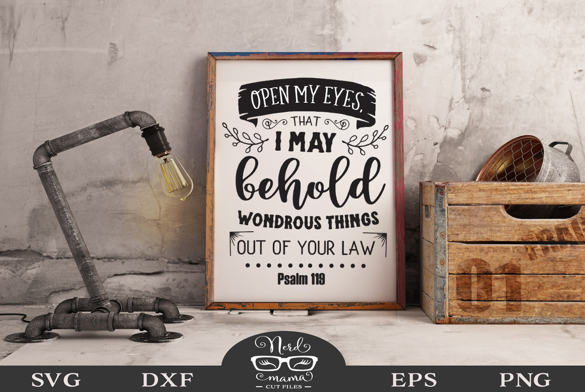 Download Free Open My Eyes Cut File Graphic By Nerd Mama Cut Files Creative for Cricut Explore, Silhouette and other cutting machines.