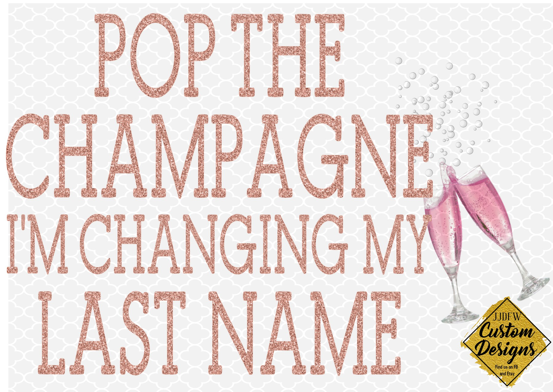 Download Free Pop The Champagne Graphic By Regan Wagh Creative Fabrica for Cricut Explore, Silhouette and other cutting machines.