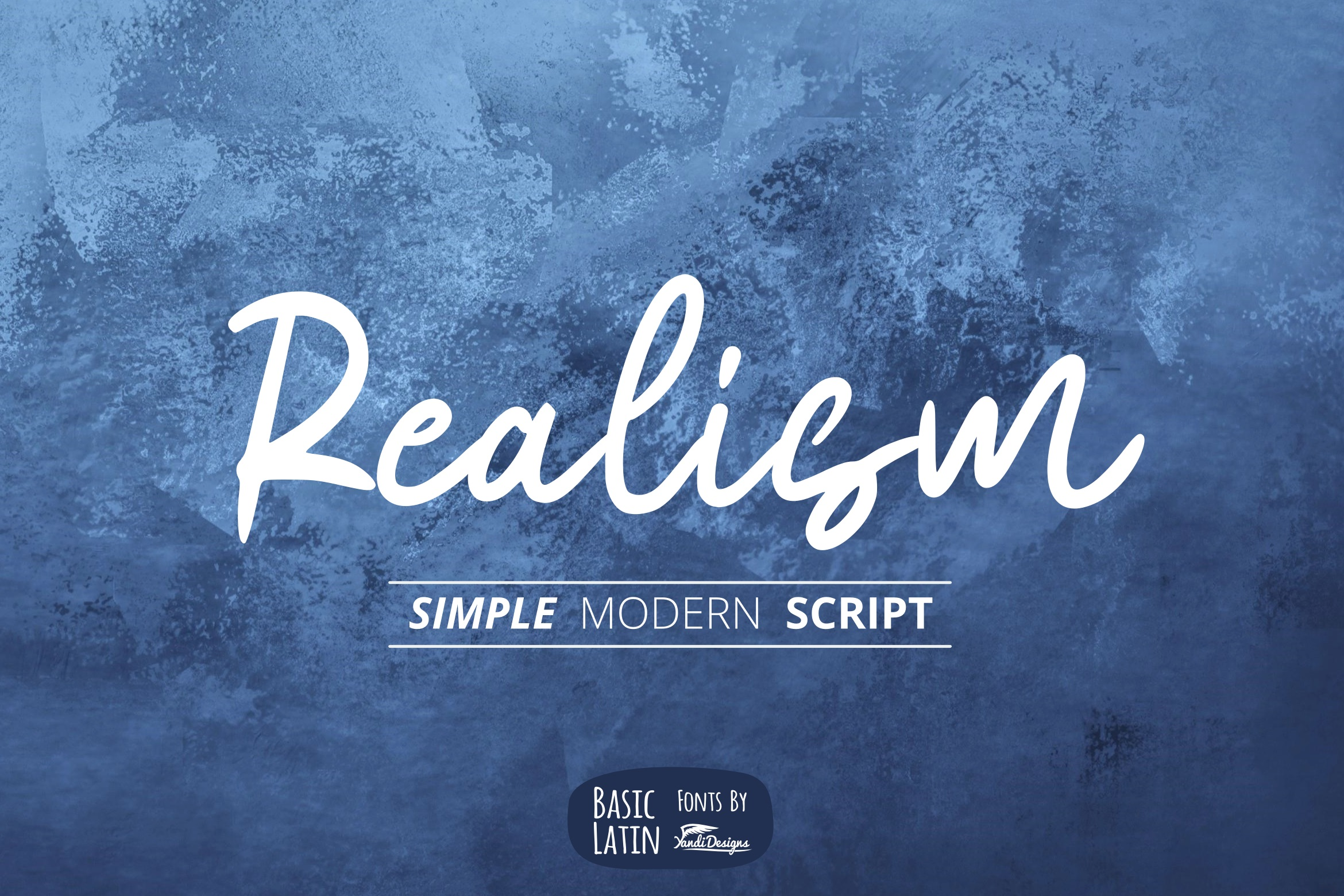 Download Free Realism Font By Yandidesigns Creative Fabrica SVG Cut Files