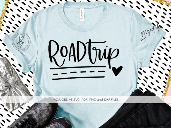 Print on Demand: Road Trip Graphic Crafts By BeckMcCormick
