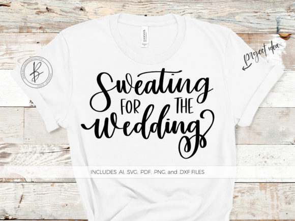 Print on Demand: Sweating for the Wedding Graphic Crafts By BeckMcCormick