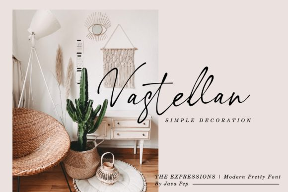 Download Free The Expressions Font By Javapep Creative Fabrica for Cricut Explore, Silhouette and other cutting machines.