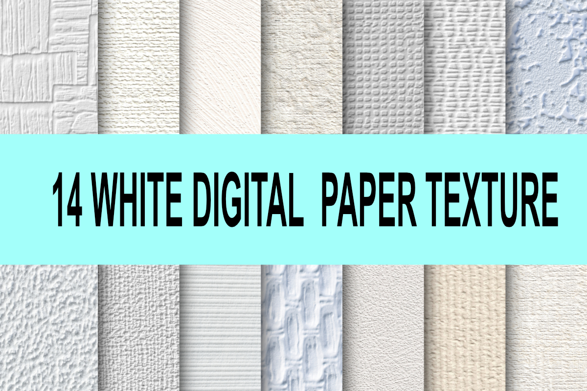 Download Free White Digital Paper Texture Graphic By Rodesigns Creative Fabrica SVG Cut Files