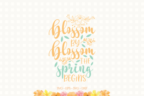 The Spring Bundle Graphic Crafts By Graphipedia - Image 6