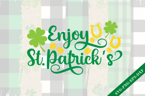 St. Patrick´s Bundle Grafik Plotterdateien von Graphipedia - Bild 2