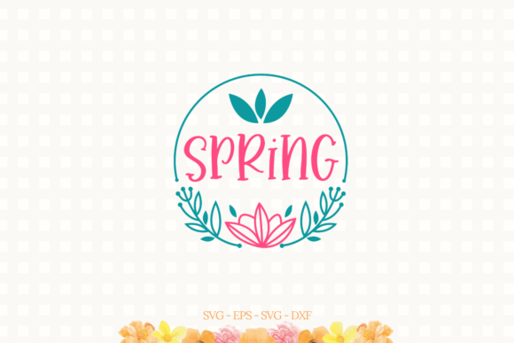 The Spring Bundle Graphic Crafts By Graphipedia - Image 5