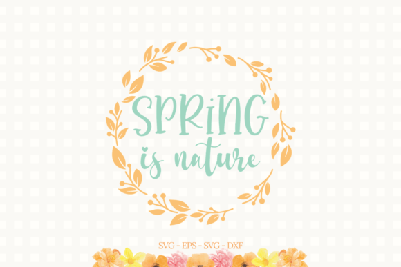 The Spring Bundle Graphic Crafts By Graphipedia - Image 3