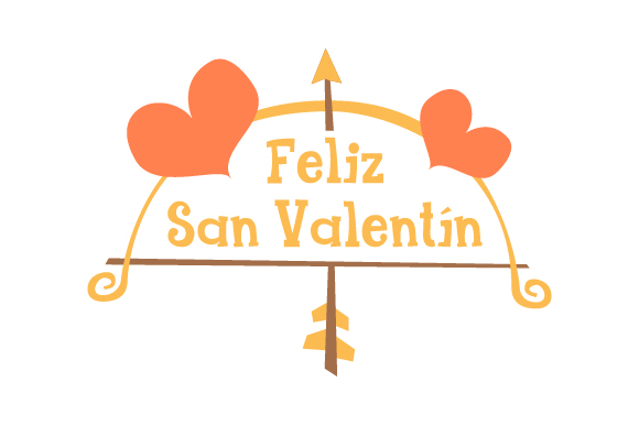 Download Free Feliz San Valentin Svg Cut File By Creative Fabrica Crafts Creative Fabrica for Cricut Explore, Silhouette and other cutting machines.