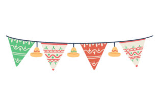Mexican Banner Mexico Craft Cut File By Creative Fabrica Crafts