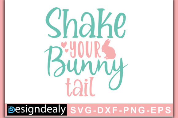 Print on Demand: Easter Quotes Bundle Graphic Print Templates By Designdealy.com - Image 11