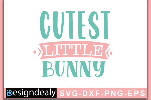 Print on Demand: Easter Quotes Bundle Graphic Print Templates By Designdealy.com - Image 5
