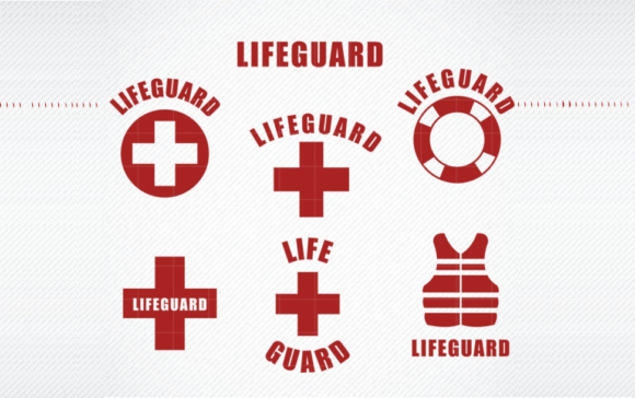 Print on Demand: Lifeguard Bundle Graphic Crafts By SVG DEN
