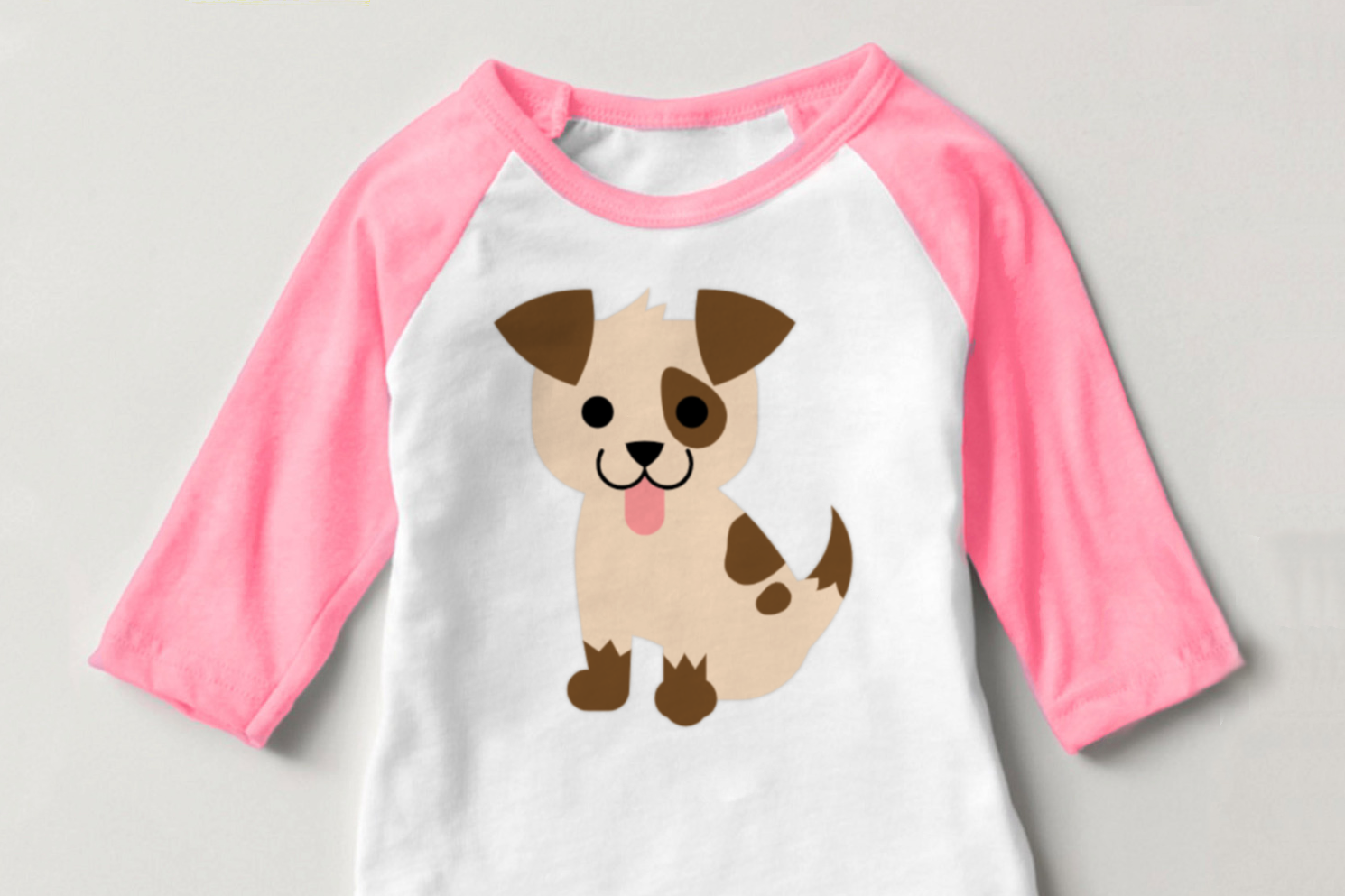 Download Free Sitting Dog Graphic By Risarocksit Creative Fabrica for Cricut Explore, Silhouette and other cutting machines.