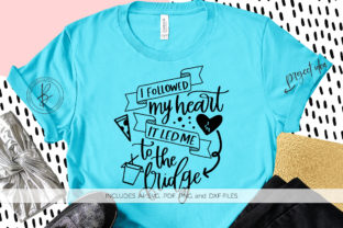 Download Free I Followed My Heart To The Fridge Graphic By Beckmccormick for Cricut Explore, Silhouette and other cutting machines.