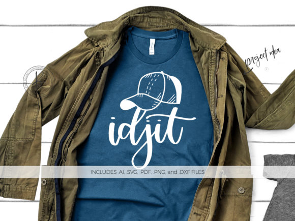Print on Demand: Idjit - Supernatural Graphic Crafts By BeckMcCormick