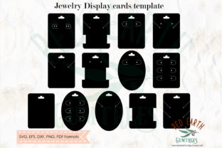 Jewelry Cards Template Graphic Crafts By redearth and gumtrees