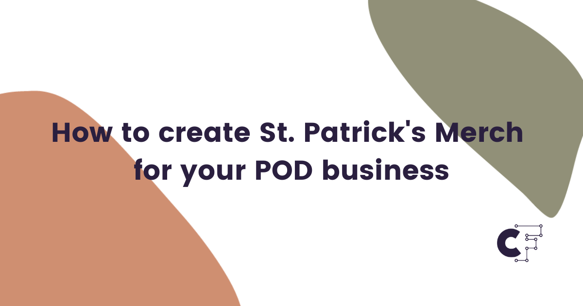 Download Free How To Create St Patrick S Merch For Your Pod Business Creative for Cricut Explore, Silhouette and other cutting machines.