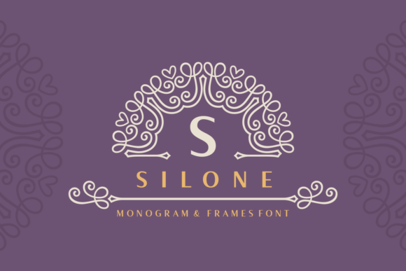Download Free Silone Font By Situjuh Creative Fabrica for Cricut Explore, Silhouette and other cutting machines.