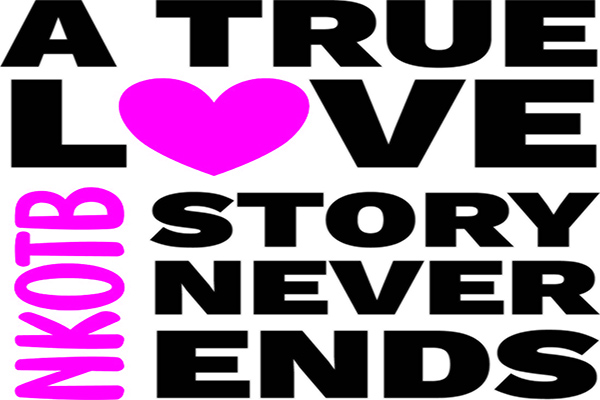 Download Free True Love Nkotb Graphic By Ashn2014 Creative Fabrica for Cricut Explore, Silhouette and other cutting machines.