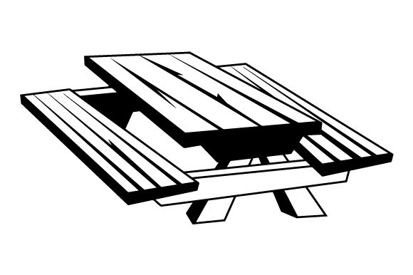 Download Free Picnic Table Svg Cut File By Creative Fabrica Crafts Creative SVG Cut Files
