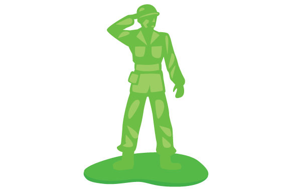 Army Man Toy Kids Craft Cut File By Creative Fabrica Crafts