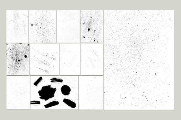 Download Free Grunge Textures Graphic By Barsrsind Creative Fabrica for Cricut Explore, Silhouette and other cutting machines.
