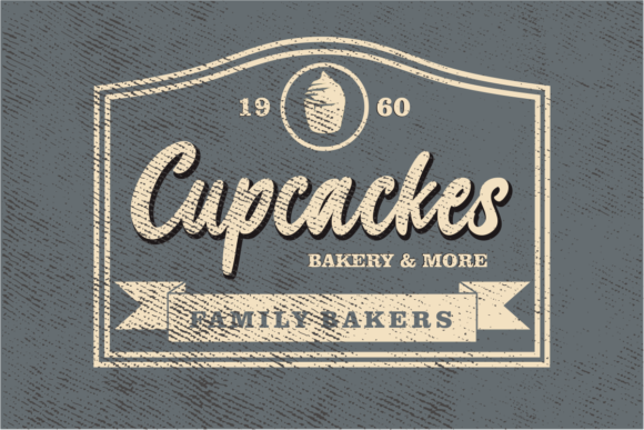 Print on Demand: Cheese Cookies Display Font By mfikryalif - Image 4
