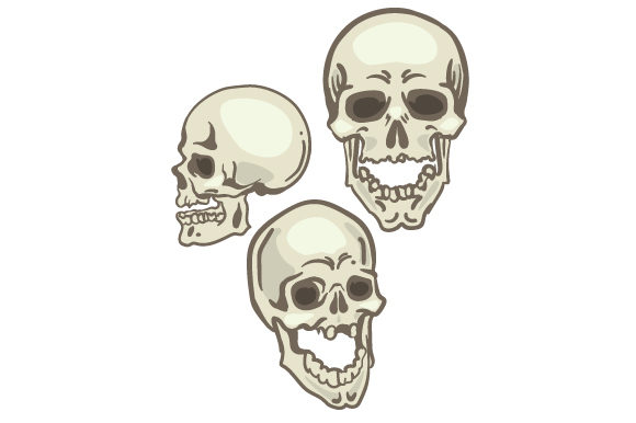 Download Free Skulls Svg Cut File By Creative Fabrica Crafts Creative Fabrica for Cricut Explore, Silhouette and other cutting machines.