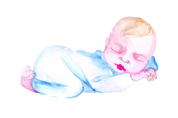 Download Free Baby Sleeping Svg Cut File By Creative Fabrica Crafts Creative SVG Cut Files