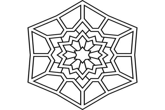 Print on Demand: Beautiful Mandala Design 223 Graphic Coloring Pages & Books Adults By ermannofficial