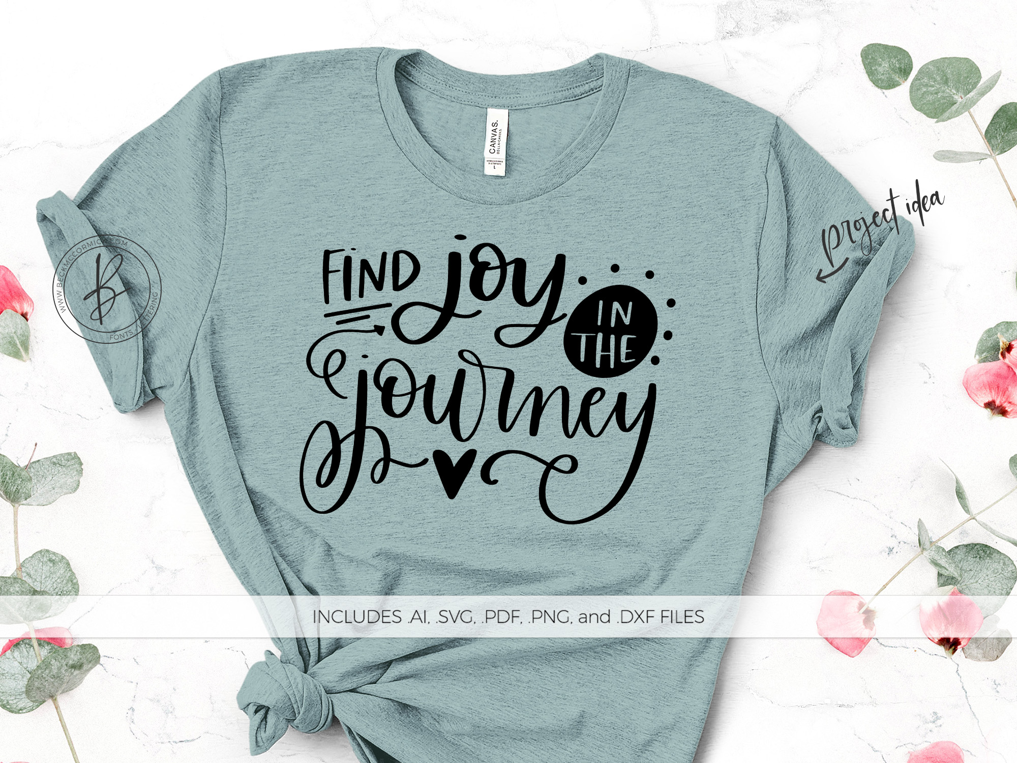 Download Free Find Joy In The Journey Grafico Por Beckmccormick Creative Fabrica for Cricut Explore, Silhouette and other cutting machines.