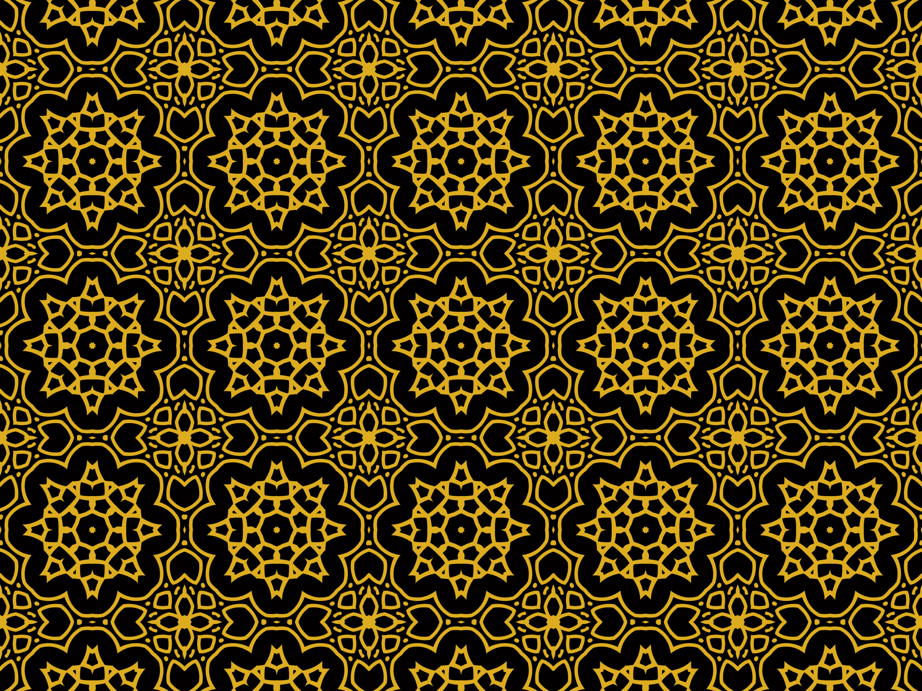 Download Free Islamic Pattern Graphic By Movistaid Creative Fabrica SVG Cut Files