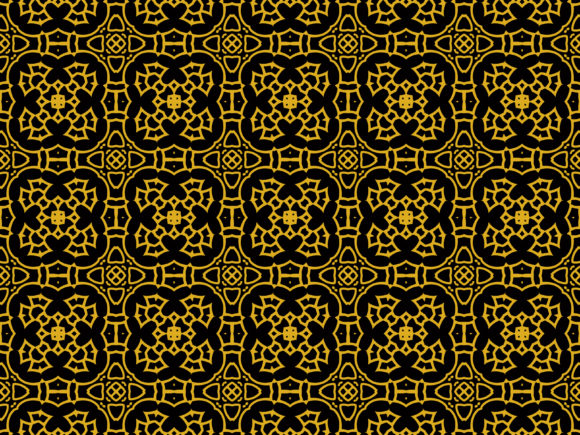 Download Free Islamic Pattern Graphic By Movistaid Creative Fabrica for Cricut Explore, Silhouette and other cutting machines.