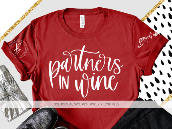 Print on Demand: Partners in Wine Graphic Crafts By BeckMcCormick