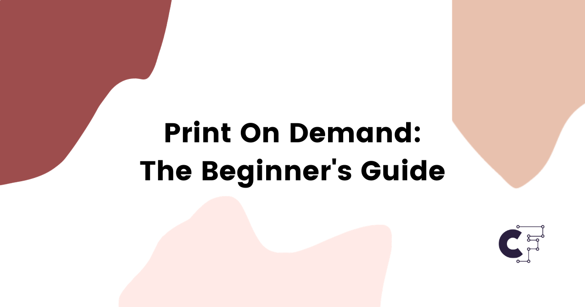 Download Free Print On Demand The Beginner S Guide Creative Fabrica SVG Cut Files