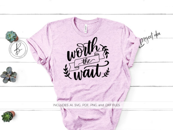 Print on Demand: Worth the Wait Graphic Crafts By BeckMcCormick