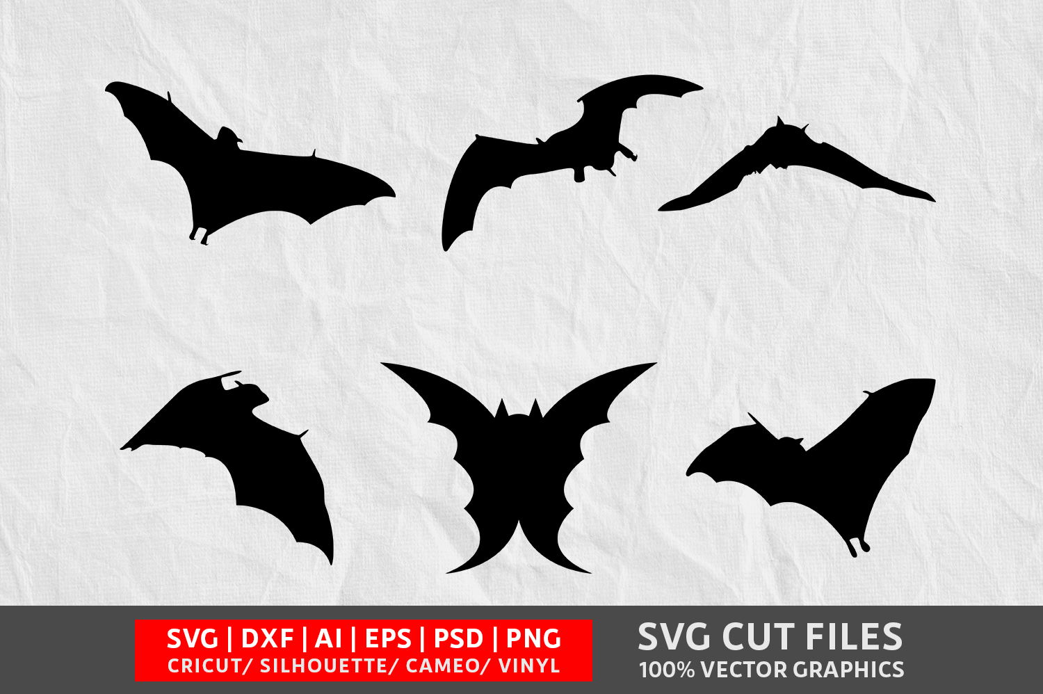 Download Free Bat Image Graphic By Design Palace Creative Fabrica for Cricut Explore, Silhouette and other cutting machines.