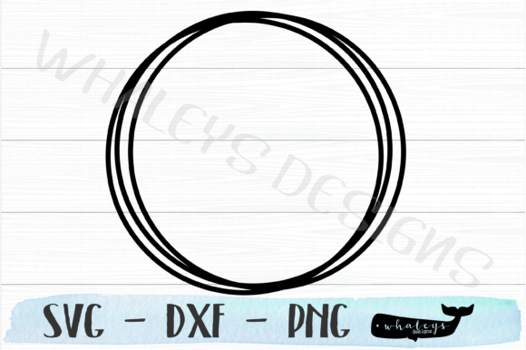 Download Free Circle Wreath Graphic By Whaleysdesigns Creative Fabrica for Cricut Explore, Silhouette and other cutting machines.