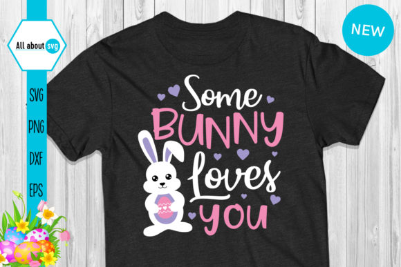 Easter Bunnies Bundle Graphic Crafts By All About Svg - Image 3