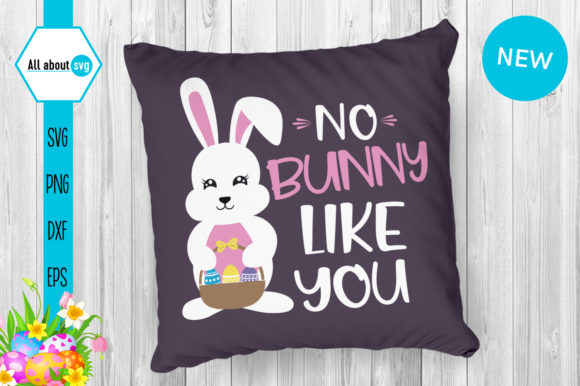 Easter Bunnies Bundle Graphic Crafts By All About Svg - Image 7