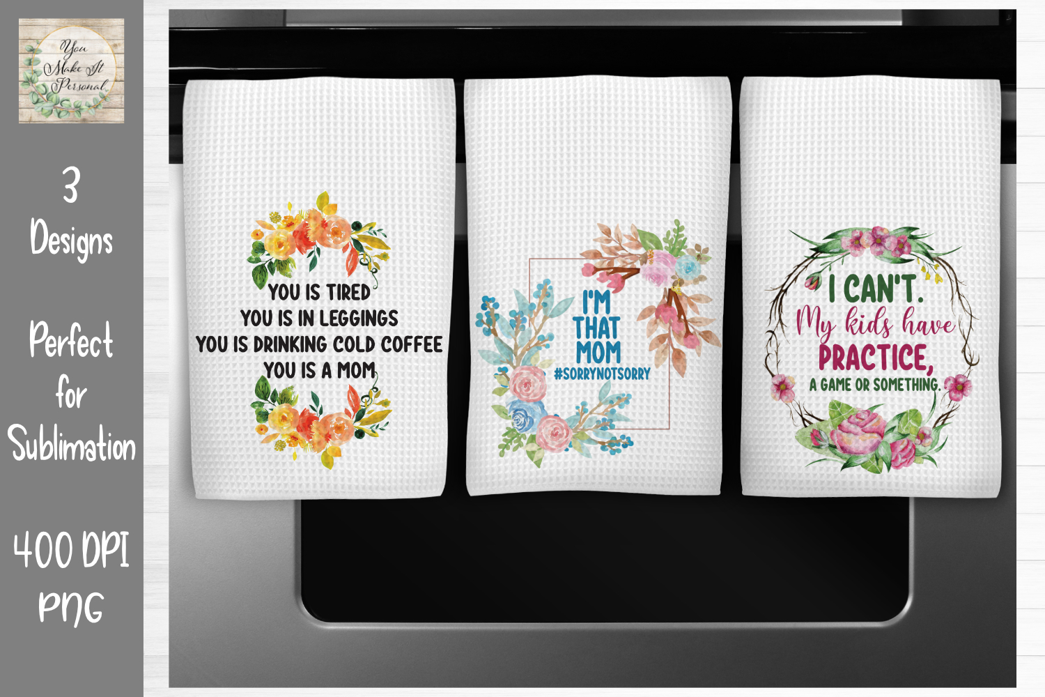 Download Free Funny Designs For Mom Mother S Day Graphic By You Make It Personal Creative Fabrica for Cricut Explore, Silhouette and other cutting machines.