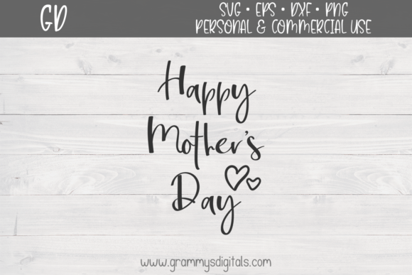 Happy Mother S Day Graphic By Grammy S Digitals Creative Fabrica