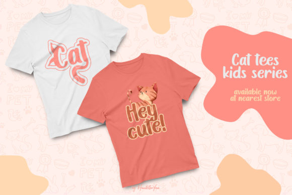 Print on Demand: Katty Purry Display Font By yean.aguste - Image 4
