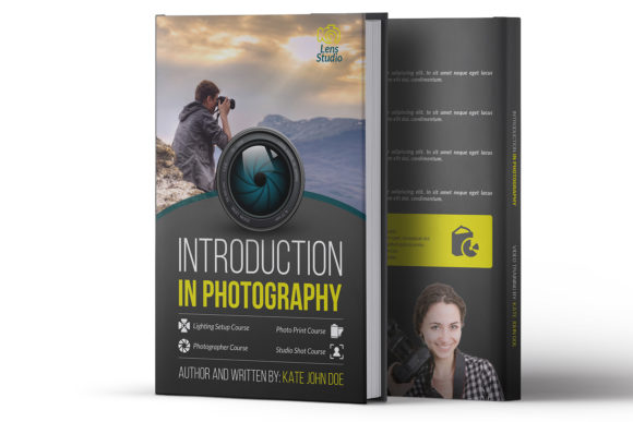 Print on Demand: Photography Training Course Book Cover Graphic Print Templates By OWPictures
