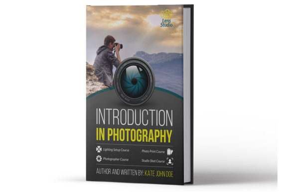 Download Free Photography Training Course Book Cover Graphic By Owpictures for Cricut Explore, Silhouette and other cutting machines.