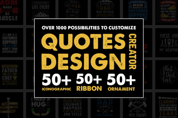 Print on Demand: Quotes Design Creator Graphic Crafts By Tosca Digital
