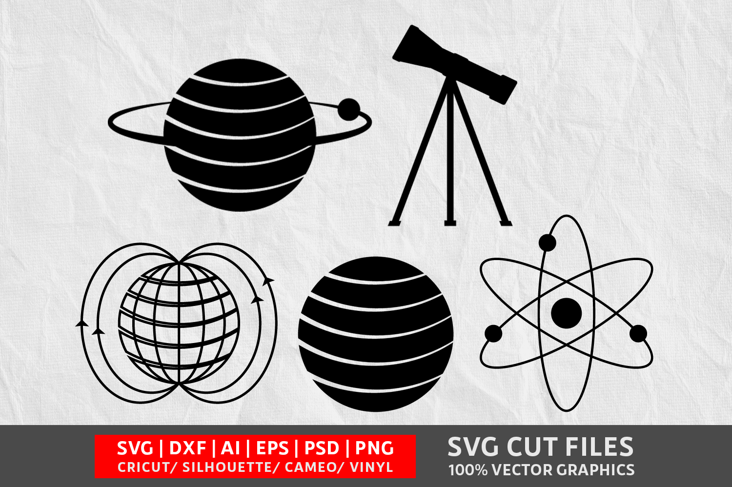 Download Free Science Image Graphic By Design Palace Creative Fabrica for Cricut Explore, Silhouette and other cutting machines.