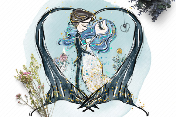 Valentine's Clipart Graphic Illustrations By Hippogifts - Image 7