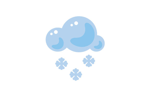 Download Free Snowy Weather Icon Archivos De Corte Svg Por Creative Fabrica for Cricut Explore, Silhouette and other cutting machines.