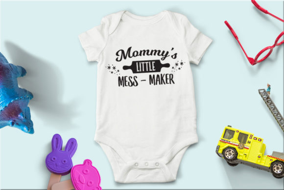 Download Free Mommy S Little Mess Maker Svg Graphic By Nerd Mama Cut Files for Cricut Explore, Silhouette and other cutting machines.